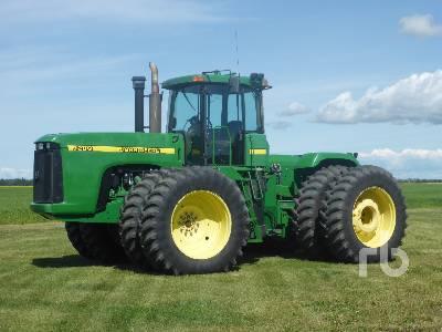 1997 JOHN DEERE 9200 4WD Tractor