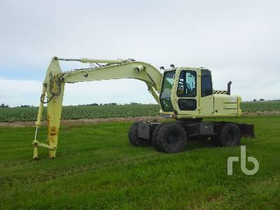 FIAT-HITACHI 6935 Hydraulic Excavator