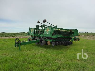 2010 GREAT PLAINS 3S-3000HD-4875 30 Ft Double Disc Seed Drill