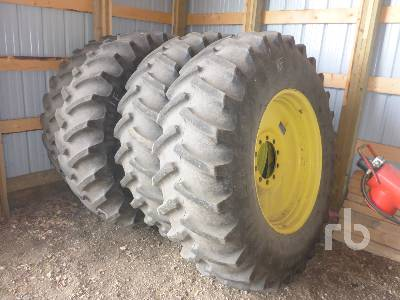 FIRESTONE Qty Of 4 520/85R38 Sprayer Tires & Parts - Other