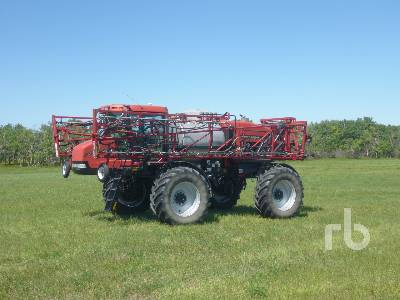 2005 CASE IH SPX4410 PATRIOT 90 Ft High Clearance Sprayer