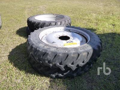 GOODYEAR Qty Of 4 380/90R46 Tires & Rims Parts - Other