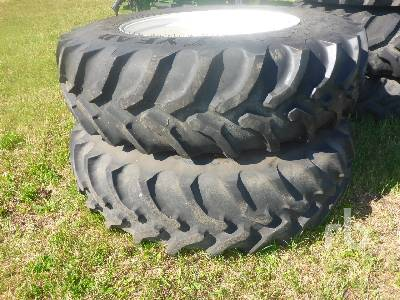 GOODYEAR Qty Of 2 520/85R42 Tires & Rims Parts - Other