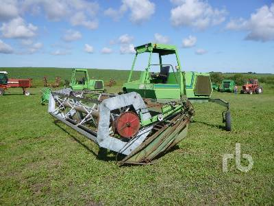 1981 CCIL 550 18 Ft Swather