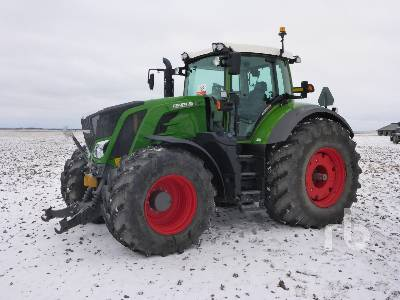 2019 FENDT 824S4 Profi Plus MFWD Tractor