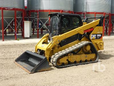 2016 CATERPILLAR 299D2 XHP 2 Spd High Flow Multi Terrain Loader