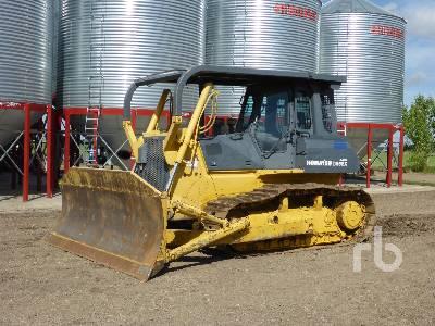 2001 KOMATSU D65EX-12 Crawler Tractor