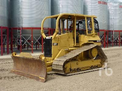 1997 CATERPILLAR D4H LGP Crawler Tractor