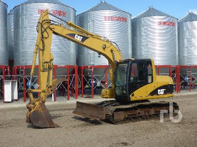 2005 CATERPILLAR 312CL Hydraulic Excavator