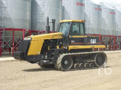 1997 CHALLENGER 85D Track Tractor