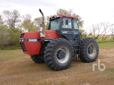 1987 CASE IH 4494 4WD Tractor