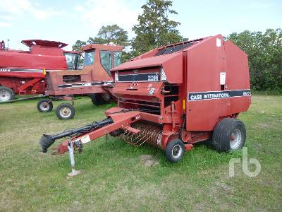 1995 CASE INTERNATIONAL 8480 Round Baler