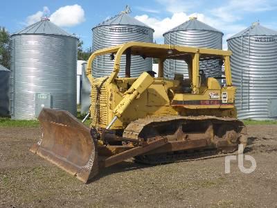 1974 CATERPILLAR D7G Crawler Tractor