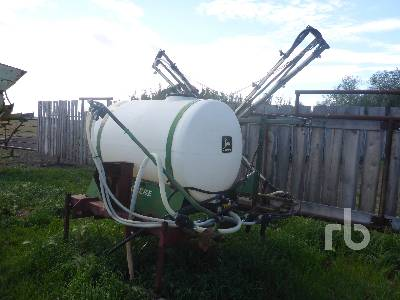 JOHN DEERE 335 39 Ft 3 Pt Hitch Sprayer