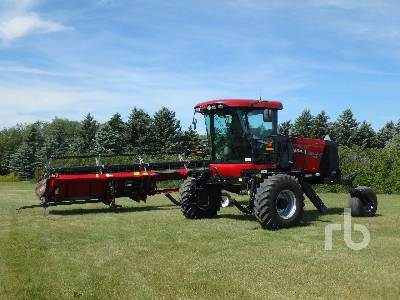 2014 CASE IH WD1203 Series II 30 Ft Swather