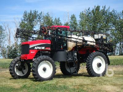 2005 APACHE AS850 90 Ft Sprayer