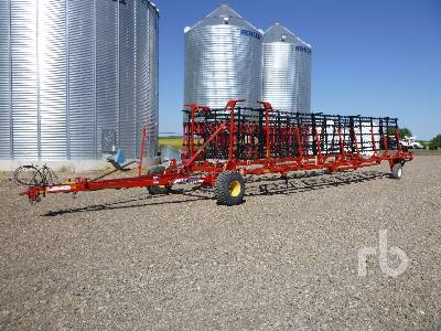2005 BOURGAULT 6000-90 90 Ft Mid Harrows