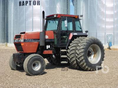 1986 CASE IH 2394 2WD Tractor