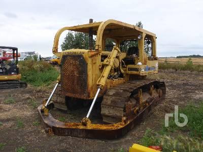 1980 CATERPILLAR D7G Crawler Tractor