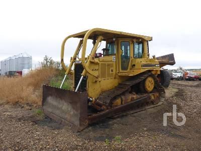 1986 CATERPILLAR D6H Crawler Tractor