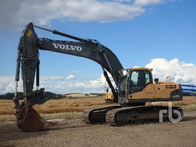 2008 VOLVO EC290CL Hydraulic Excavator
