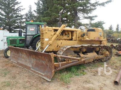 CATERPILLAR D5 Crawler Tractor