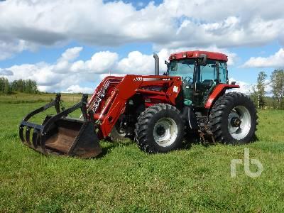 2001 CASE IH MX135 MFWD Tractor