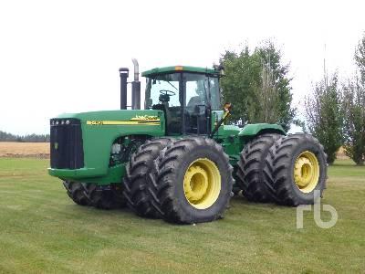 2005 JOHN DEERE 9420 4WD Tractor