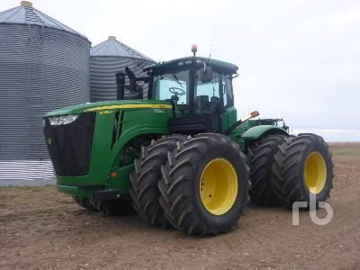 2012 JOHN DEERE 9360R 4WD Tractor