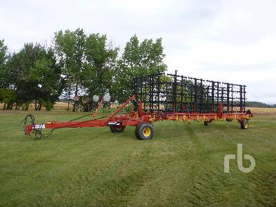2003 BOURGAULT 7200-72 72 Ft Harrows