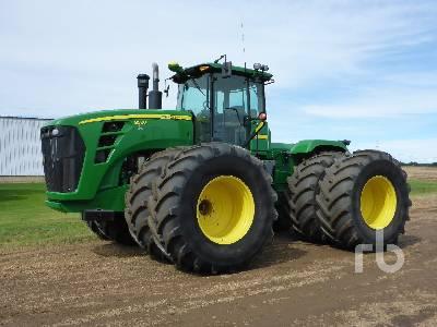 2008 JOHN DEERE 9330 4WD Tractor