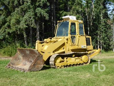 1986 CATERPILLAR 953 Crawler Loader