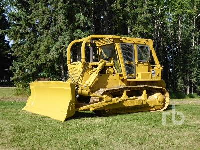 1981 CAT D7G Crawler Tractor