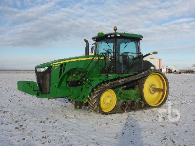 2014 JOHN DEERE 8360RT Track Tractor