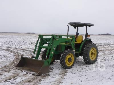 1999 JOHN DEERE 5310 2WD Tractor
