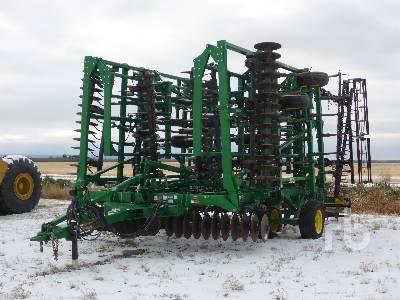 2014 JOHN DEERE 2310 Mulch Finisher 45.9 Ft Cultivator
