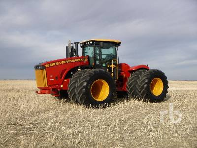 2017 VERSATILE 550 4WD Tractor
