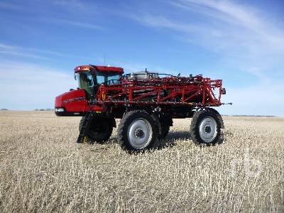 2008 CASE IH PATRIOT 4420 120 Ft High Clearance Sprayer