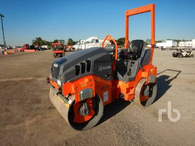 Unused 2020 HAMM HD12VV Tandem Roller
