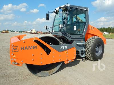Unused 2020 HAMM H11I Vibratory Roller