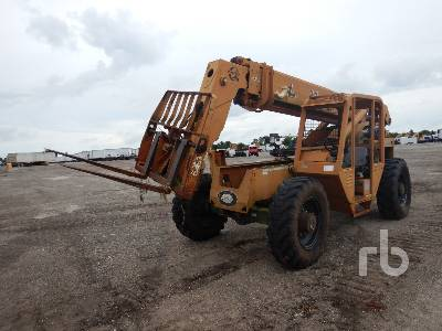 2001 LULL 844C42 8000 Lb 4x4x4 Telescopic Forklift Parts/Stationary Construction-Other