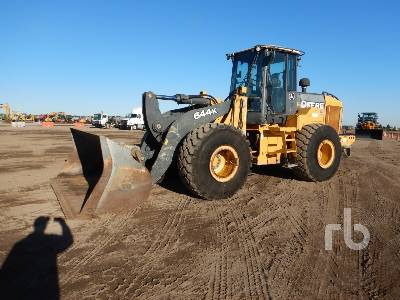 2014 JOHN DEERE 644K Wheel Loader