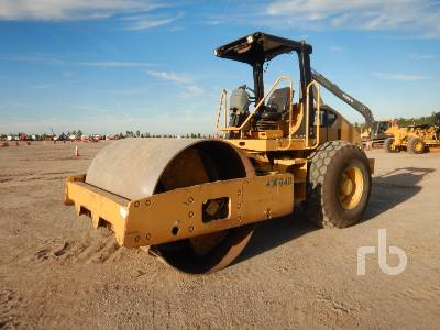 2009 CATERPILLAR CS54 Vibratory Roller