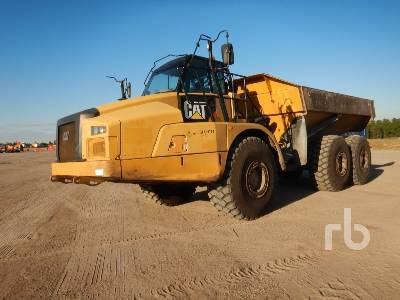 2015 CATERPILLAR 745C 6x6 Articulated Dump Truck