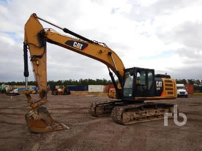 2016 CATERPILLAR 330FL Hydraulic Excavator