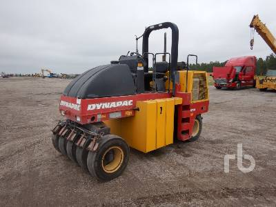 2006 DYNAPAC CP142 9 Wheel Pneumatic Roller