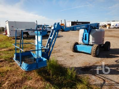 1998 GENIE Z34/22 4x4 Articulated Boom Lift Parts/Stationary Construction-Other