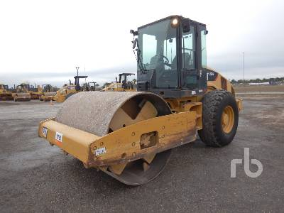 2009 CATERPILLAR CS56 Vibratory Roller