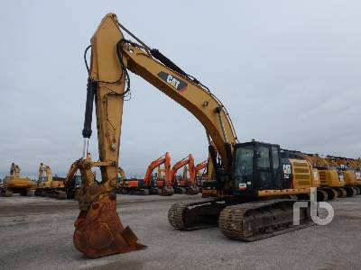 2011 CATERPILLAR 336EL Hydraulic Excavator