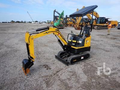 Unused 2020 AGROTK Mini Excavator (1 - 4.9 Tons)
